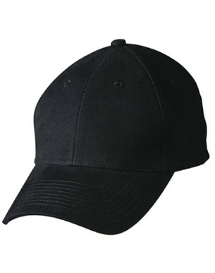 Picture of Winning Spirit - CH35 - Heavy Brushed Cotton Structured Cap with Buckle on Back Closure