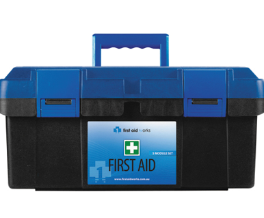Picture of VisionSafe -FAWNW - NATIONAL WORKPLACE - FIRST AID KIT