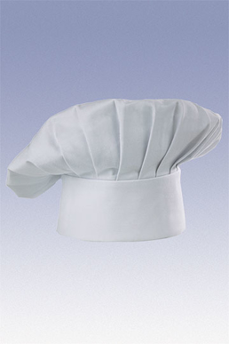 Picture of Chef Works - CHAT - White Traditional Chef Hat