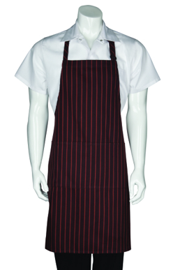 Picture of Chef Works - A600-WHT - White Waffle Weave Bistro Apron