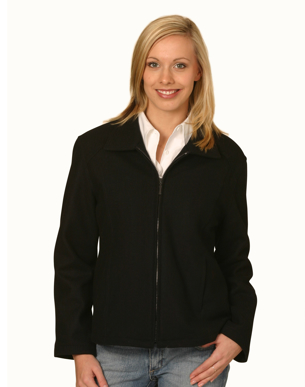 Picture of Winning Spirit - JK07 - Ladies' Wool Blend Jacket