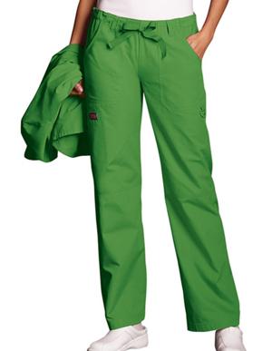 Picture of CHEROKEE- CH-4020P-Cherokee Workwear Women Petite Drawstring Scrub Pants