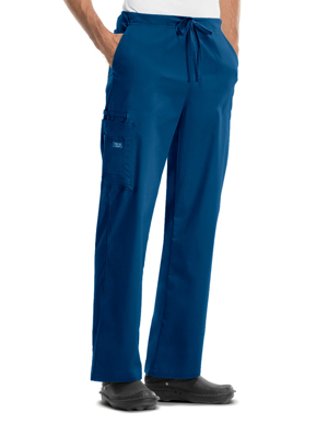 Picture of CHEROKEE-CH-4043-Cherokee Workwear Unisex Multi Pocket Scrub Pants