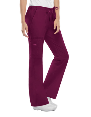 Picture of CHEROKEE-CH-4044T-Cherokee Workwear Core Stretch Women Tall Cargo Scrub Pants