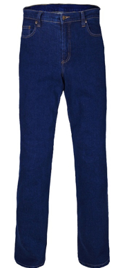 Picture of Ritemate Workwear-RM220LSD-Ladies Stretch Denim Jean