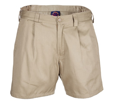 Picture of Ritemate Workwear-RM1002S-Combo Short - Belt Loop & Side Tab - Regular Length
