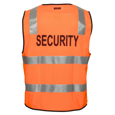 Picture of Prime Mover-MZ108-Stock Printed Security Day/Night Vest