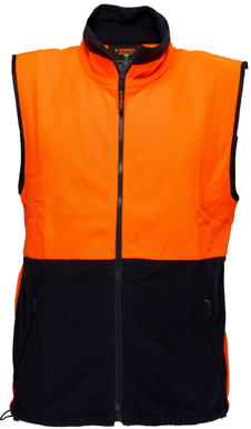 Picture of Prime Mover-MF114-Polar Fleece Vest