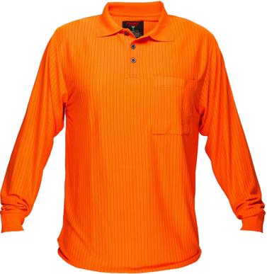 Picture of Prime Mover-MF813-Flame Resistant Anti-Static Polo