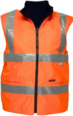 Picture of Prime Mover-MV214-Fleecy Reversible Vest