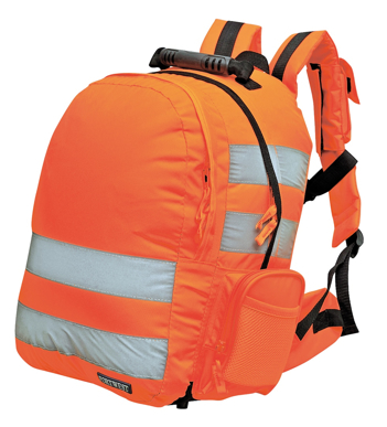Picture of Prime Mover-B904-Quick Release Hi-Vis Backpack