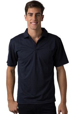 Picture of Be Seen Uniform-THE SCORPION-Men's Cooldry Pique Knit Polo