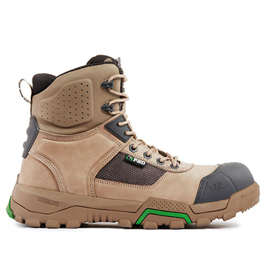 Picture of FXD Safety Boots-WB-1(Stone)-WB-1 6.0 STONE