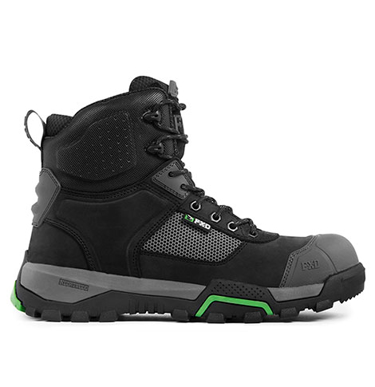 Picture of FXD Safety Boots-WB-1(Black)-WB-1 6.0 BLACK