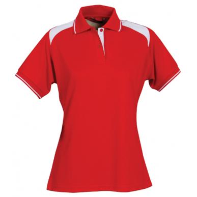 Picture of Stencil Uniforms-1023-Ladies S/S CLUB POLO