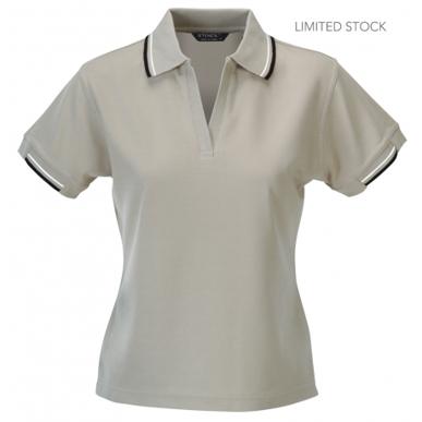 Picture of Stencil Uniforms-1110i-Ladies S/S STANDARD PLUS S/S POLO
