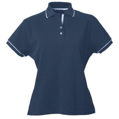 Picture of Stencil Uniforms-1152-Ladies S/S CENTENNIAL POLO