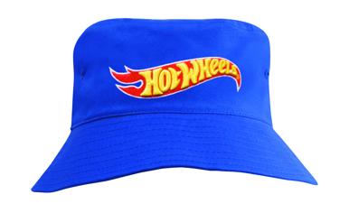 Picture of Headwear Stockist-3940-Breathable Poly Twill Childs Bucket Hat