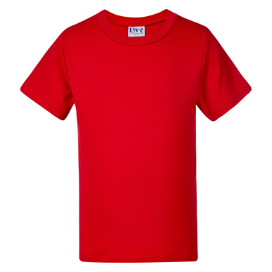 Picture of LW Reid-4180CN-Miller Combed Cotton T-Shirt