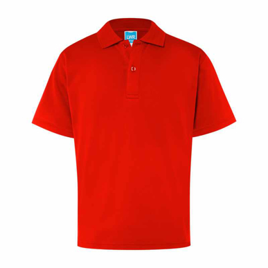 Picture of LW Reid-57605-Coates Plain Polo