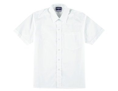 Picture of Midford Uniforms-SHIS2020-BOYS SHORT SLEEVE BASIC SCHOOL SHIRT(2020C)