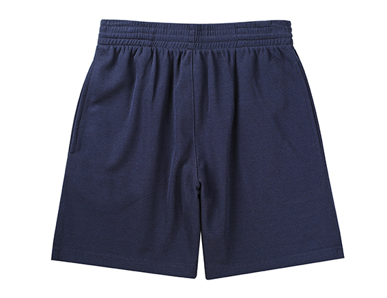 Picture of Midford Uniforms-SHO601-CHILDRENS COTTON-BACK MICROMESH SHORTS(SHO601C)