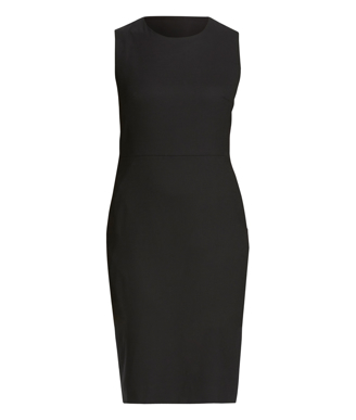 Picture of NNT Uniforms-CAT675-BLK-Sleeveless dress