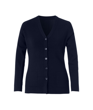 Picture of NNT Uniforms-CAT51C-NDP-V-Neck Cardigan