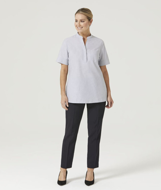 Picture of NNT Uniforms-CATUGA-GRY-Short Sleeve Tunic