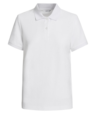 Picture of NNT Uniforms-CATU58-WHT-Short Sleeve Polo