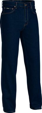 Picture of Bisley Workwear-BP6050-Rough Rider Denim Jean