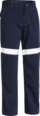 Picture of Bisley Workwear-BP8190T-Tencate Tecasafe® Plus 580 Taped Lightweight Fr Pant