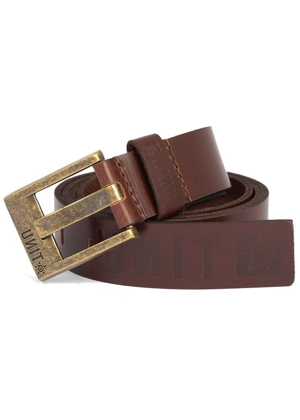 Picture of Unit Workwear-192127001-MENS BELT - (LEATHER) FORTITUDE