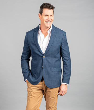Picture of Gloweave-1887MJ-MEN'S CLAREMONT JACKET - BUSINESS CASUAL