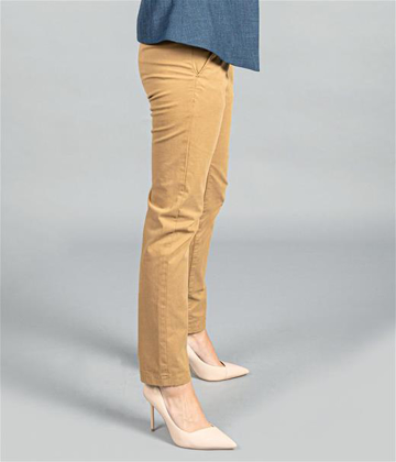 Picture of Gloweave-1764WT-WOMEN'S CHINO PANT - BUSINESS CASUAL
