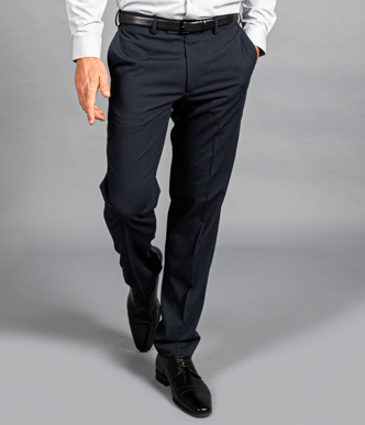 Picture of Gloweave-1722MT-MEN'S PANT - ELLIOT WASHABLE SUITING