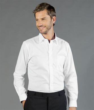 Picture of Gloweave-1069L-MEN'S HERRINGBONE LONG SLEEVE SHIRT-WESTWOOD