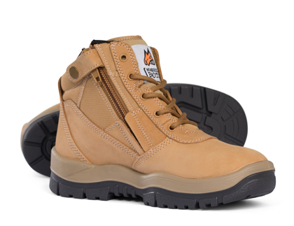 Picture of Mongrel Boots-961050-Non Safety ZipSider Boot