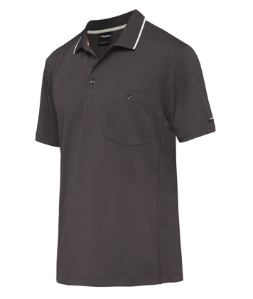 Picture of King Gee-K54209-Workcool Hyperfreeze Polo S/S