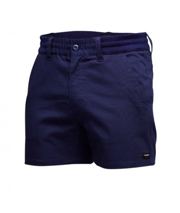 Picture of King Gee-K17012-Rib Comfort Waist Short Short