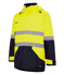Picture of King Gee-K55010-Reflective Insulated Wet Weather Jacket
