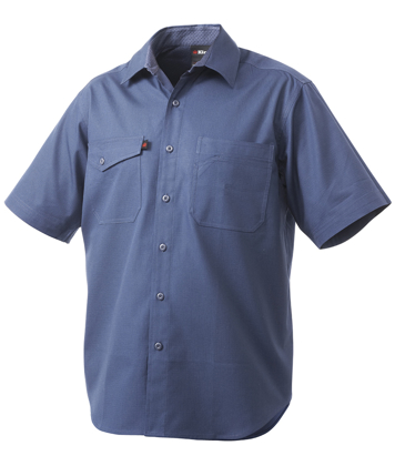 Picture of King Gee-K14825-Workcool 2 Shirt S/S