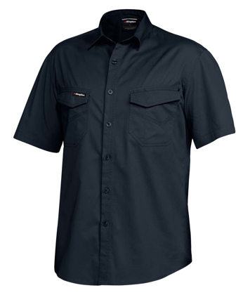 Picture of King Gee-K14355-Tradies Shirt S/S