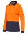 Picture of King Gee-K44730-Workcool Hyperfreeze Spliced Polo L/S Womens