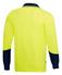 Picture of Visitec-VPCL-L/S Microfibre Cotton Backed Premium Polo