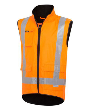 Picture of Visitec-VRV-Fleece Lined Vest (Day/Night )
