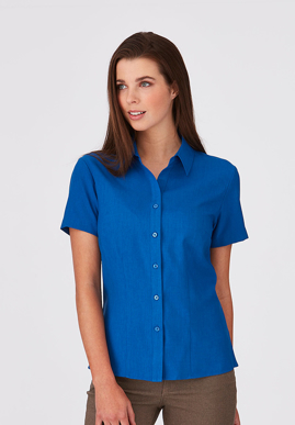 Picture of City Collection-2146-Ezylin® Short Sleeve Shirt