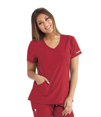 Picture of Skechers Scrubs-SK102-Ladies Reliance Top