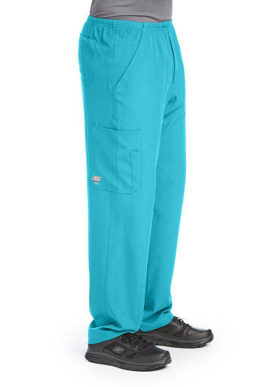 Picture of SKECHERS Scrubs by Barco-SK0215S-Men's Structure Scrub Pant Stout