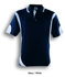 Picture of Bocini-CP0532-Unisex Adults Breezeway Contrast Polo